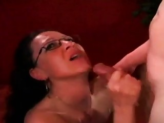 Hungarian Club Cumshot Compilation