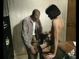 John Holmes Fucks Hairy Brunette Girl Fruit Porn 1970s