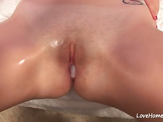 Small tits amateur chick loves to get kinky