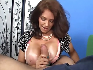 Pov Milf So Horny Wants Your Cum On The brush Chest