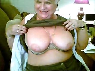Mature Granny Webcam39