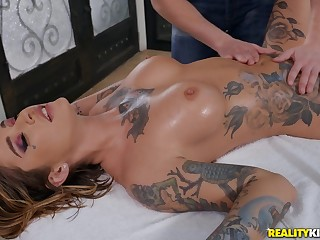 Astounding Kleio Valentien in crazy massage porn scenes