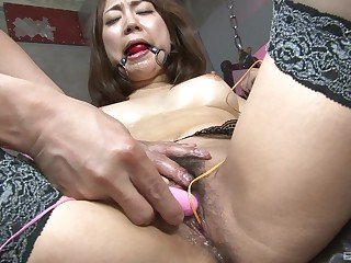 Ignored Asian slut in rough scenes be beneficial to BDSM sex