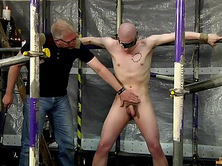 Blarney and ball pangs with kinky gay lovers Sebastian Kane and Oliver Wyatt
