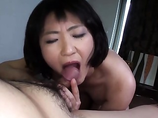 Tow-headed amateur milf does anal on pov camera 21