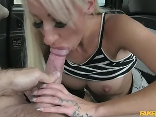 Naughty Laddie Has Sex be required of Free Ride